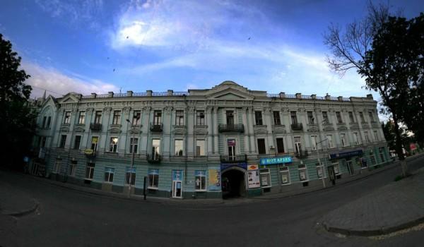 Мы переехали в новый офис в центре Днепропетровска